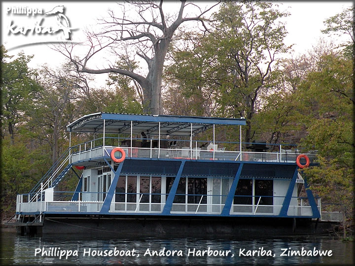 Phillipa Houseboat