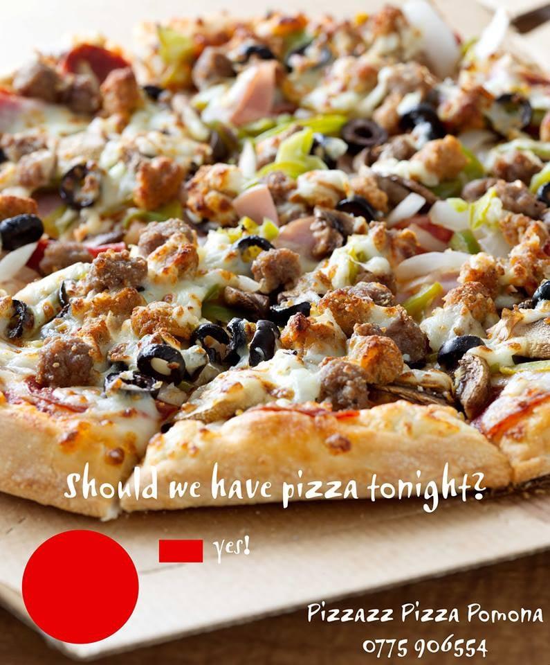 Pizzazz Pomona