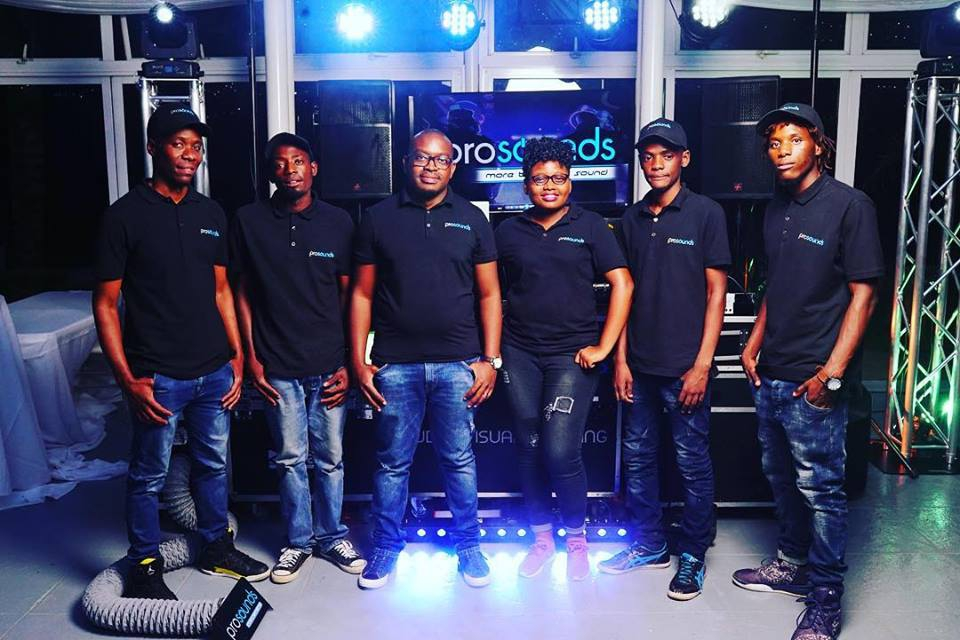Pro Sounds Zimbabwe