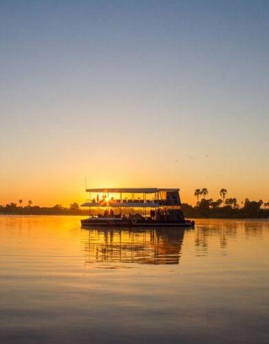 Riversong Luxury Cruise (Shearwater)