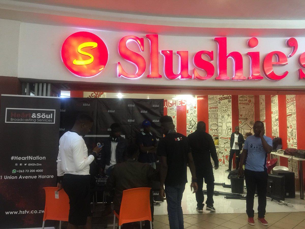 Slushie's