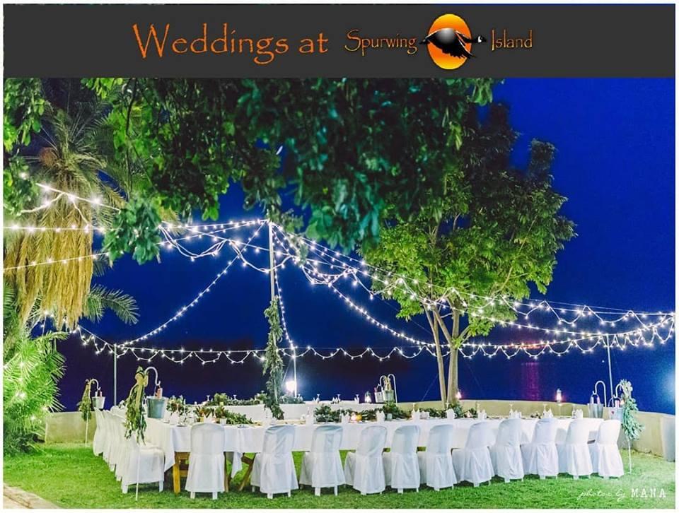 Spurwing Island Weddings