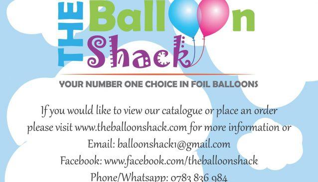 The Balloon Shack