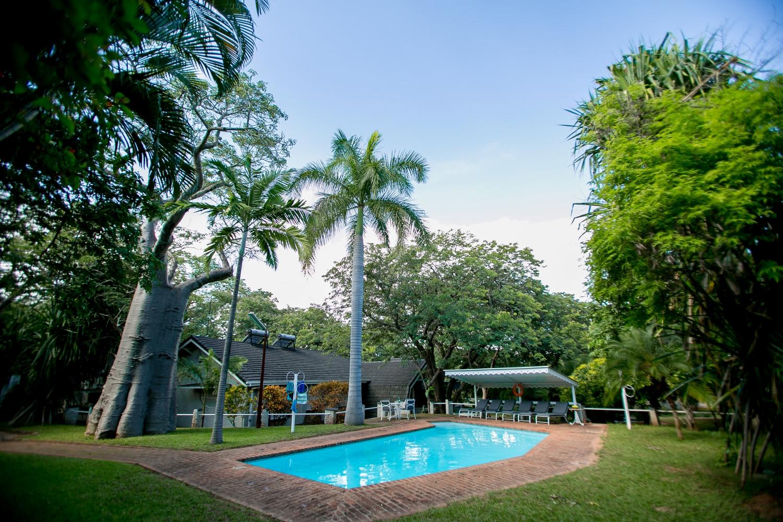 The Vic Falls Villa