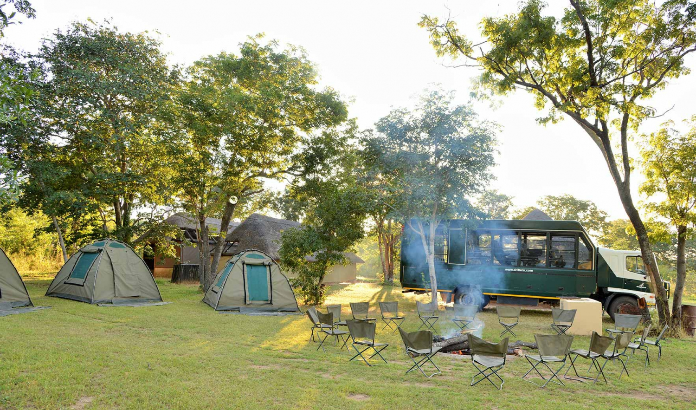 Tuskers Campsite – Amalinda Safari Collection