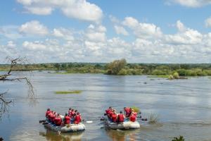 Wild Horizons Livingstone River Tour