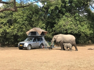 Zimbabwe 4x4 Vehicle  & Camping Equipment Hire