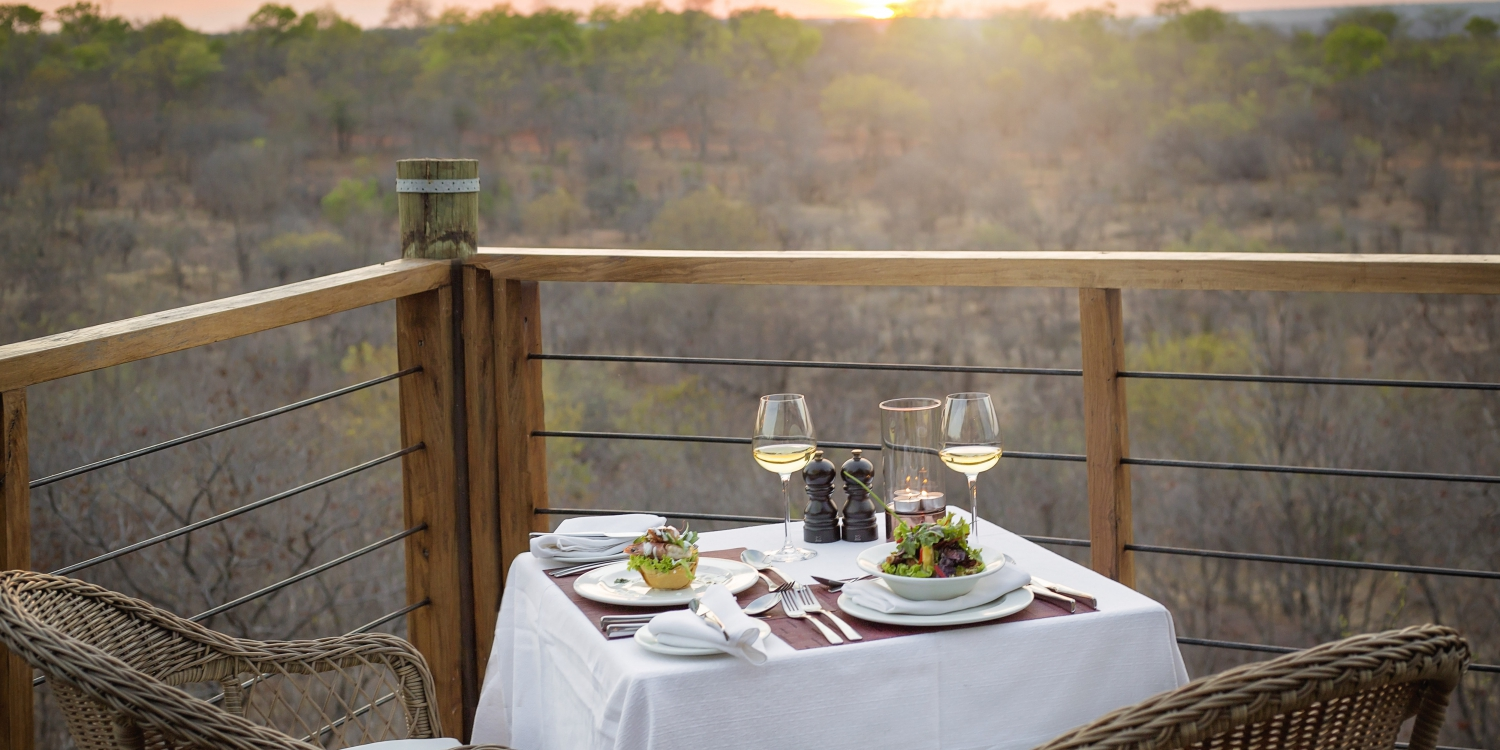 1-Night BusinessTraveller Package At Victoria Falls Safari Lodge