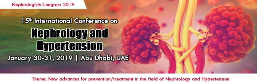 15th International Conference on  Nephrology and Hypertension