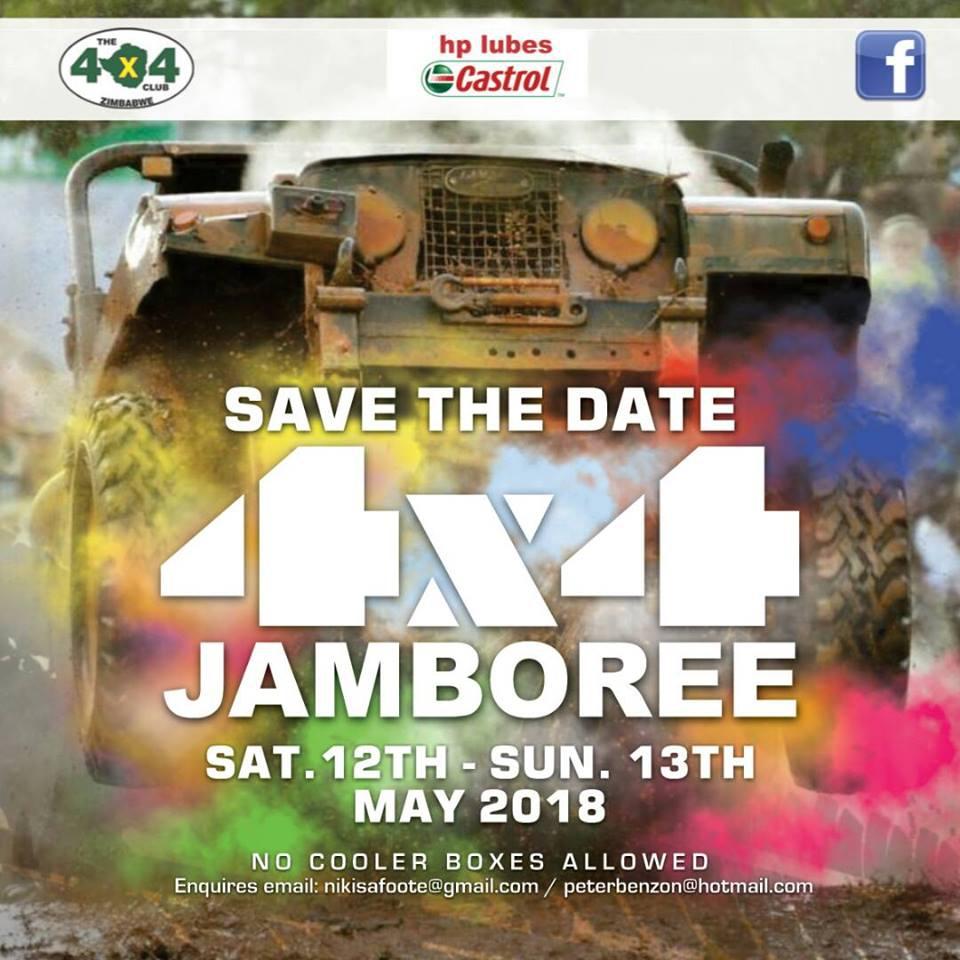 2018 4x4 Jamboree.