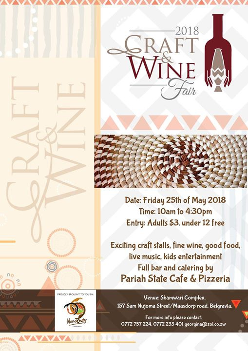 2018 Craft & Wine Fair