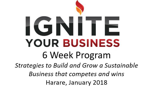 7th Annual Ignite Your Business 2018 Training Program