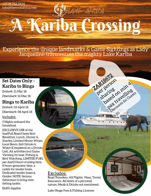 A Kariba Crossing