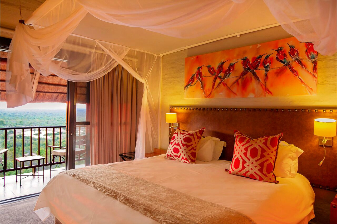 A Special Valentine's Offer At Victoria Falls Safari Lodge