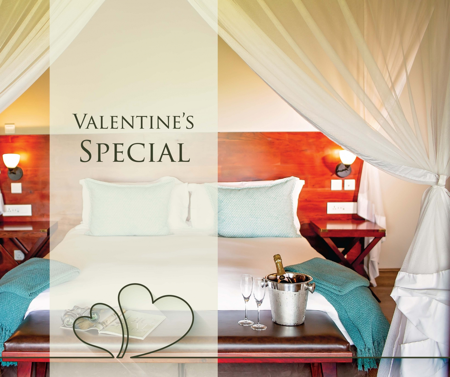 A Valentine's to Remember at Ilala Lodge