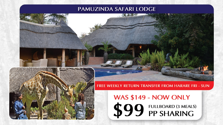 After Lockdown Zambezi Cruise Safaris Special