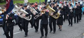 Afternoon Of Music For Brass Bands.