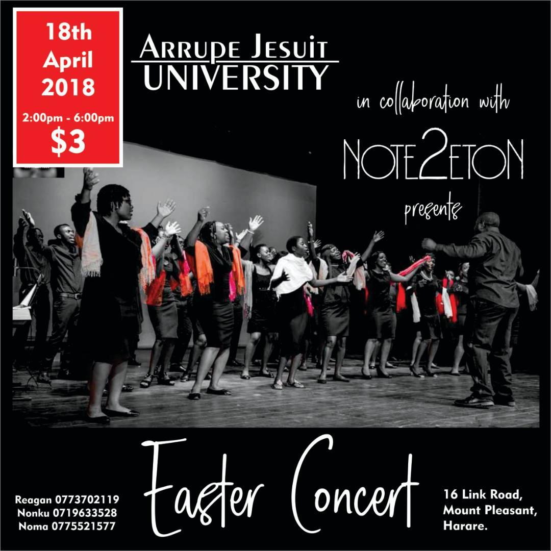 Arrupe Easter Concert