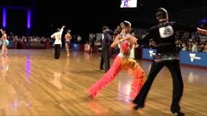 Ballroom and Latin National Open Dance Sport Championships.