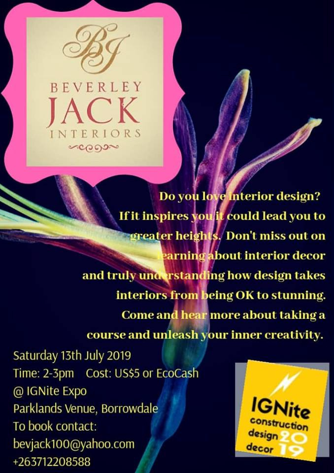 Beverly Jack Interiors Workshop