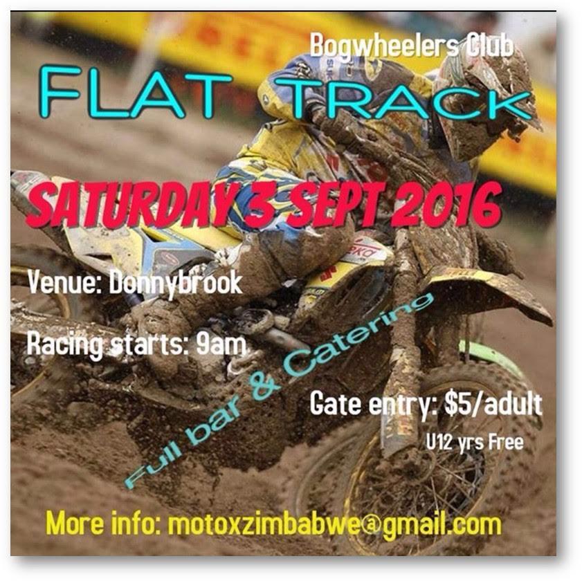 Bogwheelers Club Flat Track