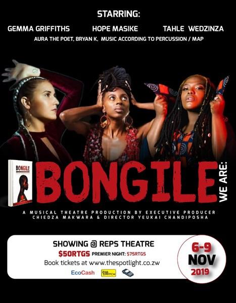 Bongile: We Are.