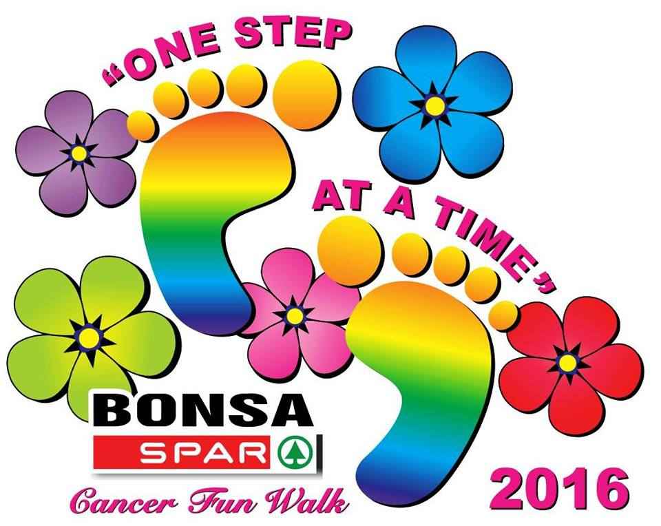 Bonsa Spar Cancer Fun Walk & Fair 2016