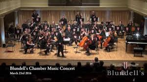 Chamber Music Concerts.