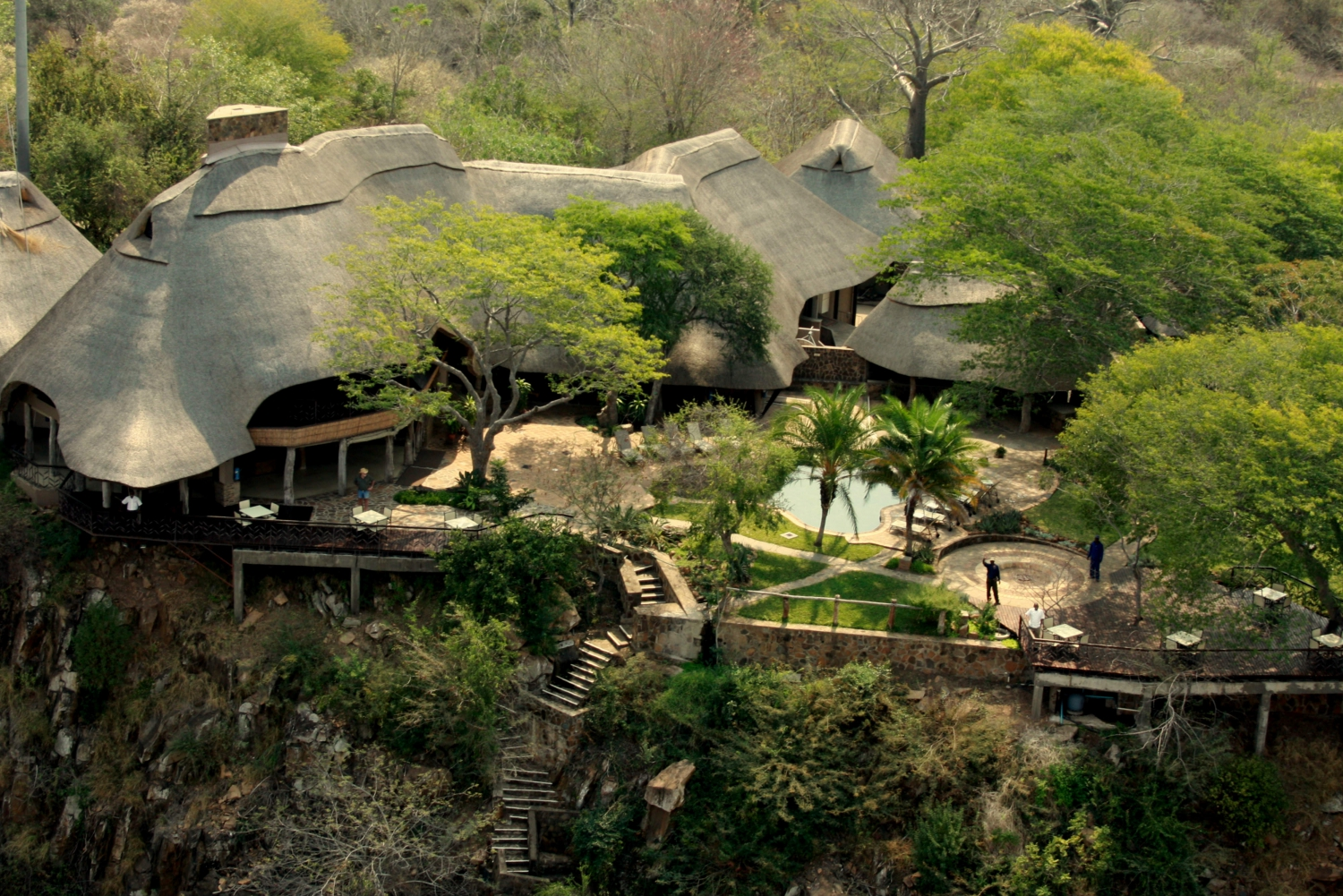 Chilo Gorge Safari Lodge - August Fly In Special