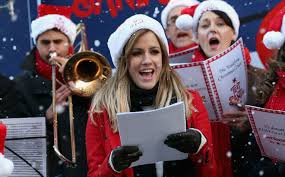 Christmas Carols And Christmas Songs For The Whole Family.