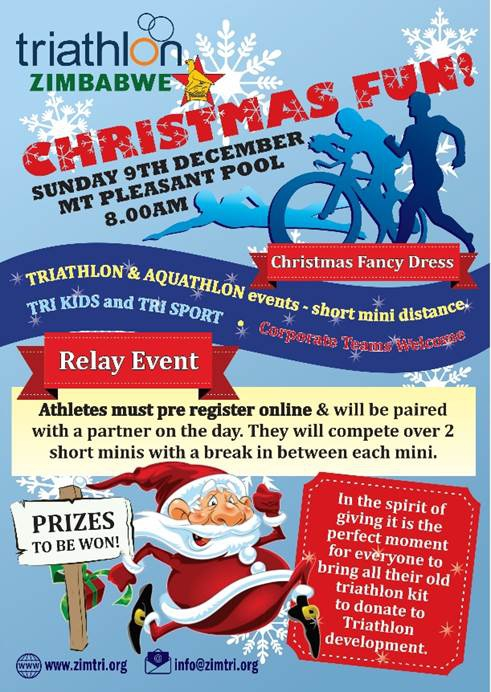 Christmas Fun Events At Mount Pleasant Pool