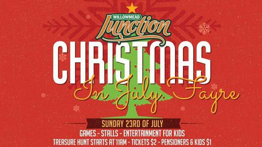 Christmas In July Fayre