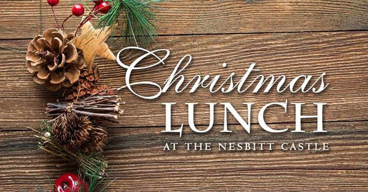 Christmas Lunch at The Nesbitt Castle