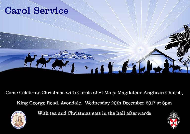 Come Join A Carol Service