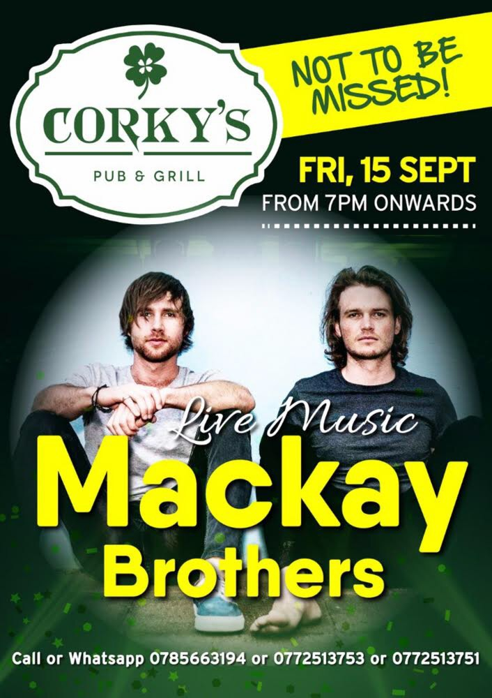 Corky's - Not To Be Missed