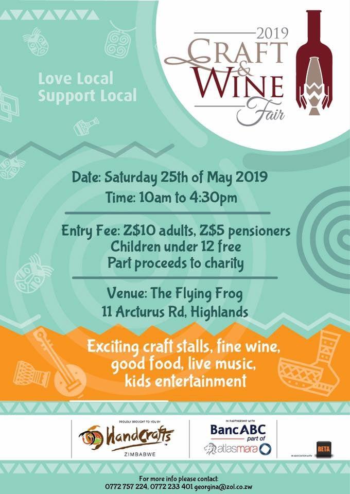 Craft and Wine Fair 2019