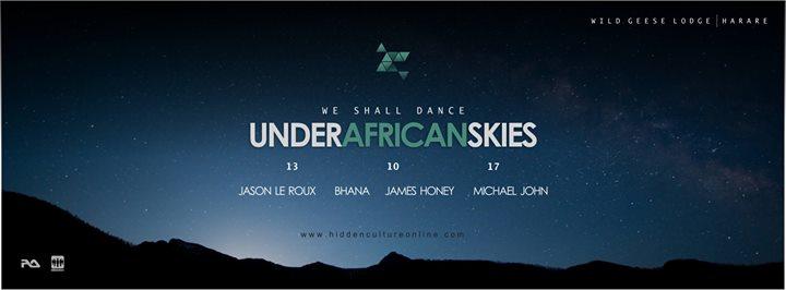 DeepEnd - Under African Skies (Secret Pop-Up Party)