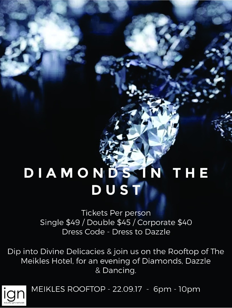 Diamonds & Dust Cocktail Party