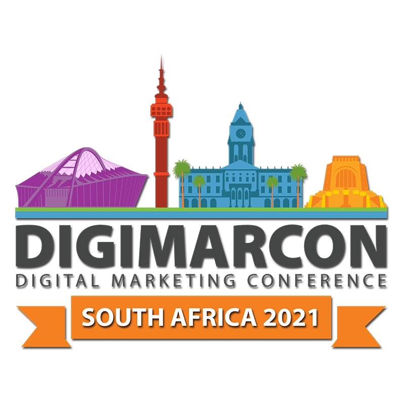 DigiMarCon South Africa 2021 - Digital Marketing, Media and Advertising Conference & Exhibition