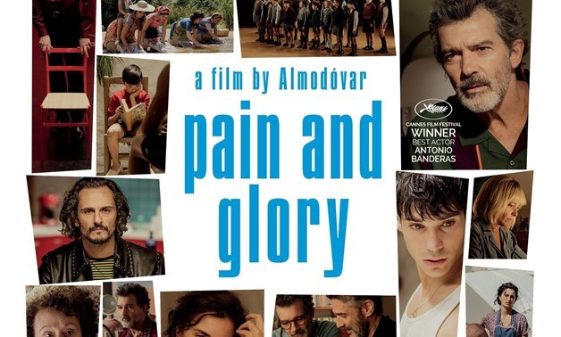 Dolor y Gloria (Pain and Glory).