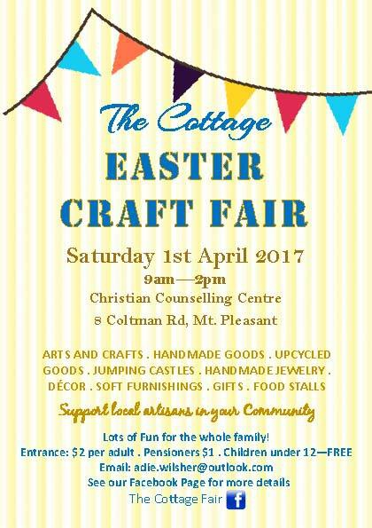 Easter CRAFT FAIR