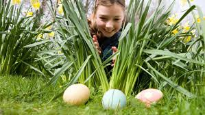 Easter Egg Hunt Fun Day