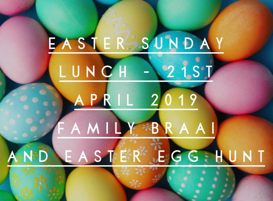 Easter Sunday Lunch At Wild Geese Lodge