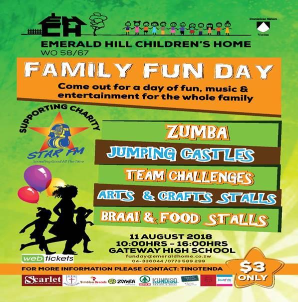 Emerald Hill Children's Home Family Fun Day