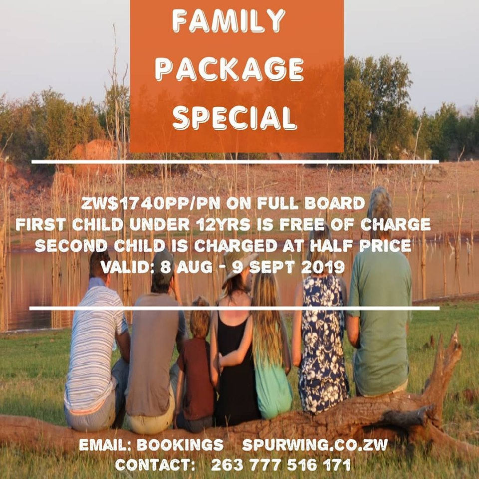 Family Package Special At Spurwing Island