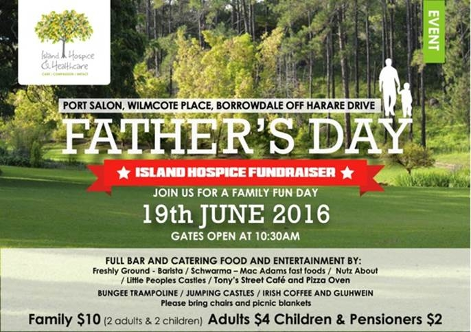 Fathers Day - Island Hospice Fundraiser