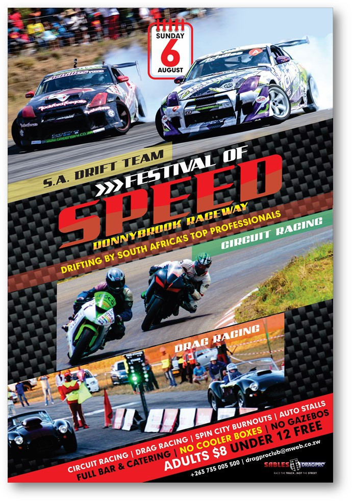 Festival Of Speed - Donnybrook Raceway 2017