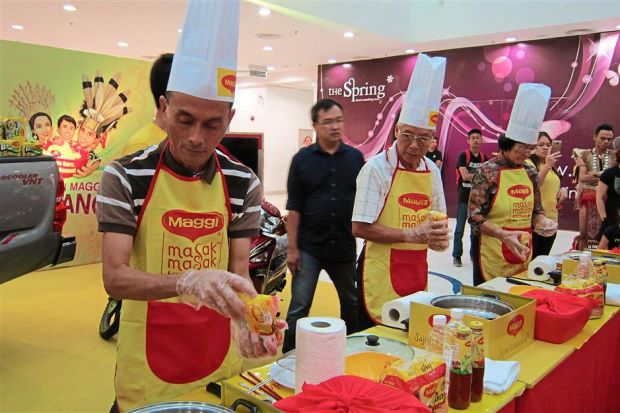 Fourth Annual Master Malasha Cooking Competition