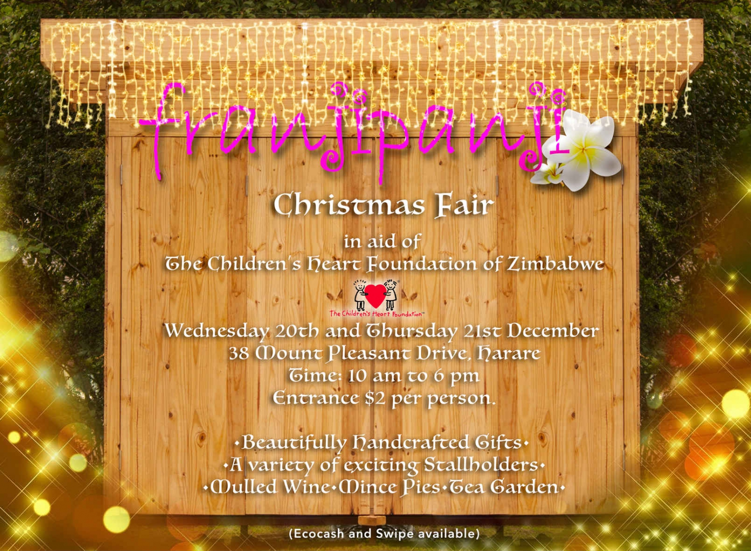 Franjipani Christmas Fair