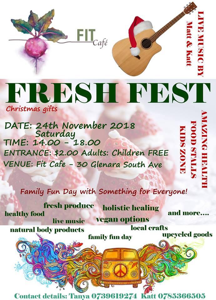 Fresh Fest - Natural & Health Fair